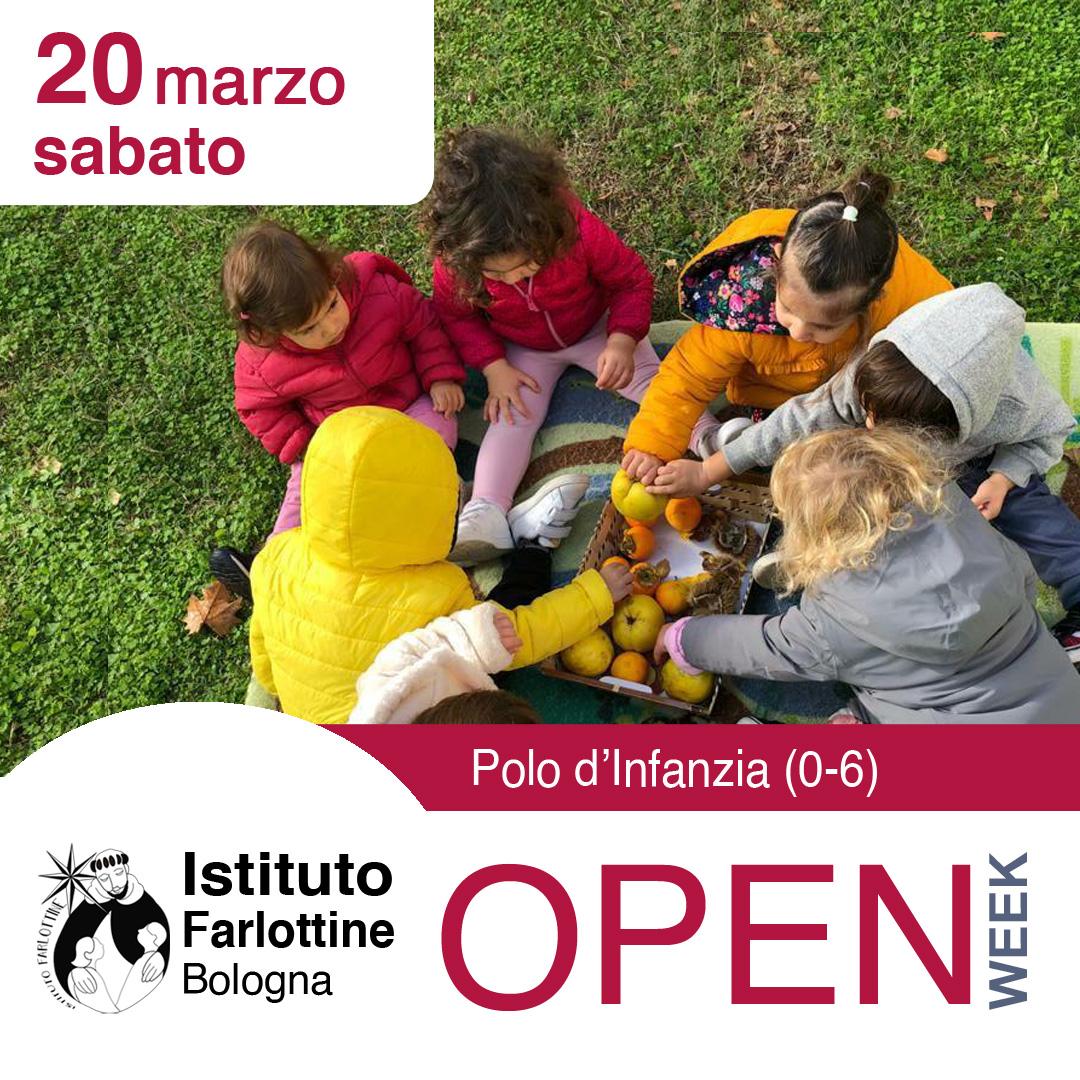 marzo 20 Polo Infanzia Open